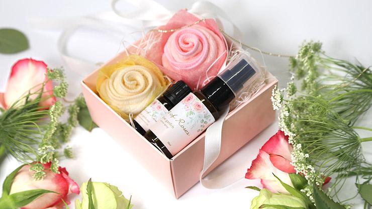 【母の日】ローズの香りギフト scent of roses